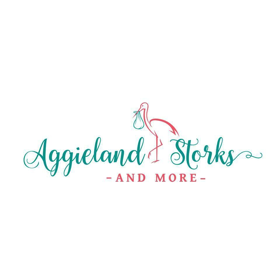logo, design, stork