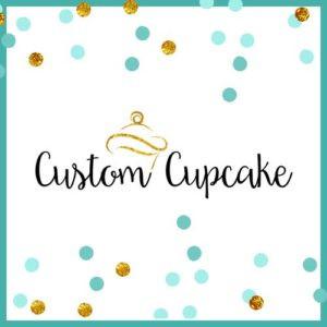 cupcake, logo, design