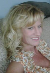 woman, blonde