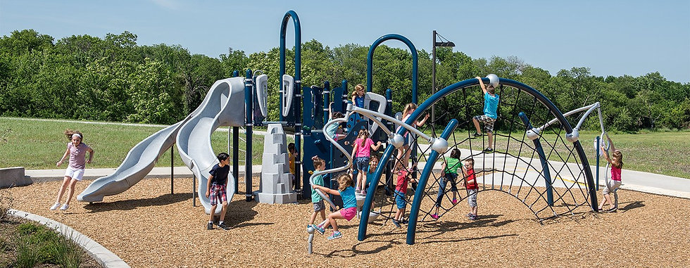 Playgrounds School Age 5 - 12