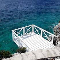 Deck above the Ocean
