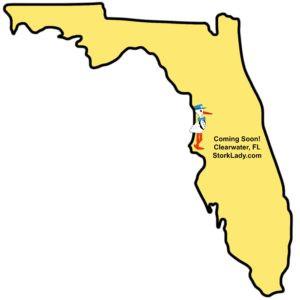 map, florida