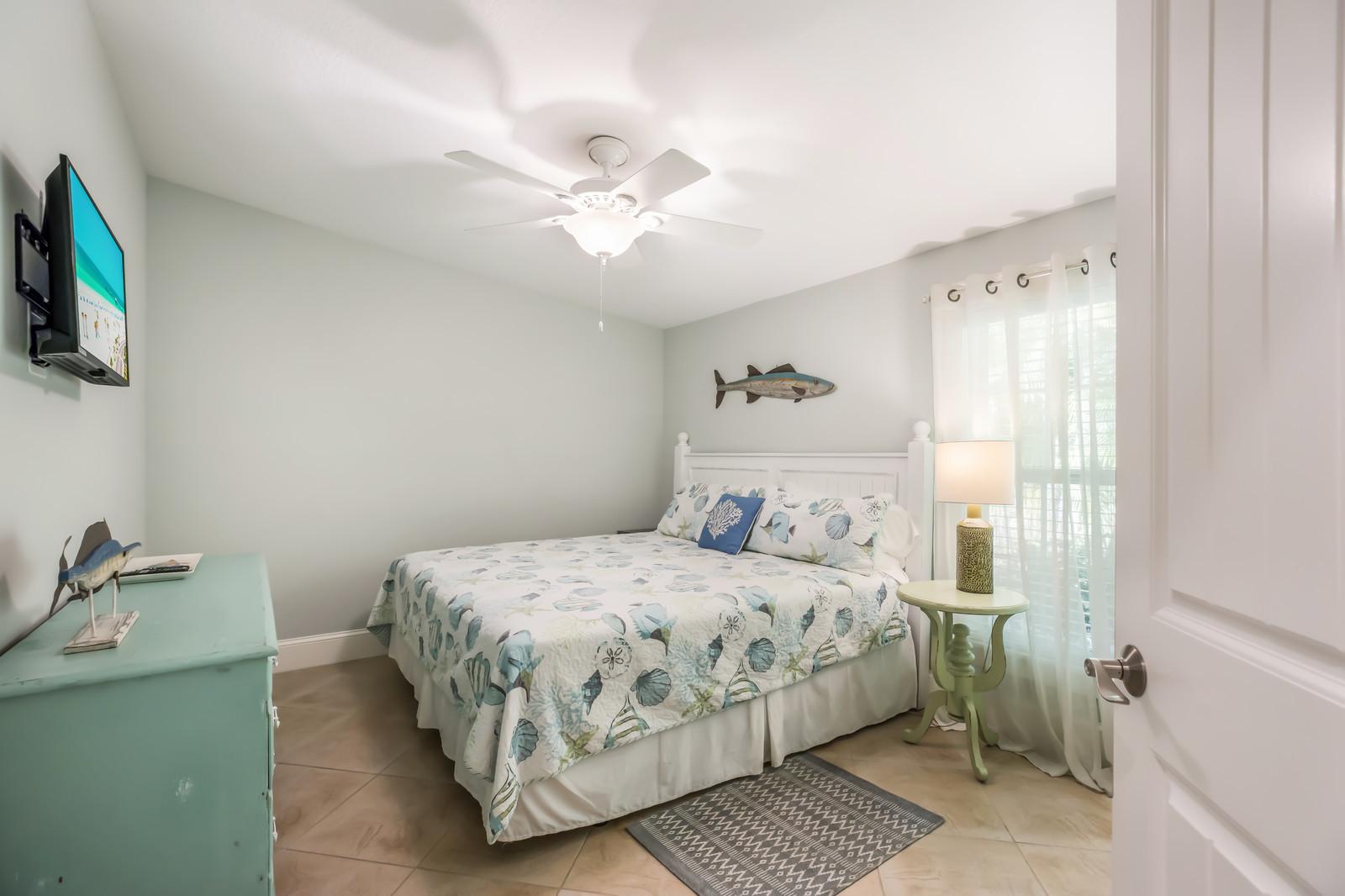 Bedroom 2 - King Bed