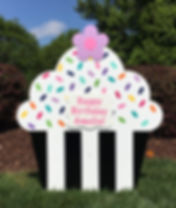 Birthday sign rentals all profits are yours to keep