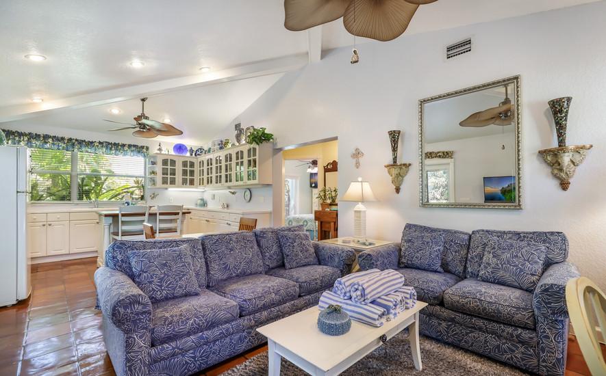 Orchid Villa comfortable sofas
