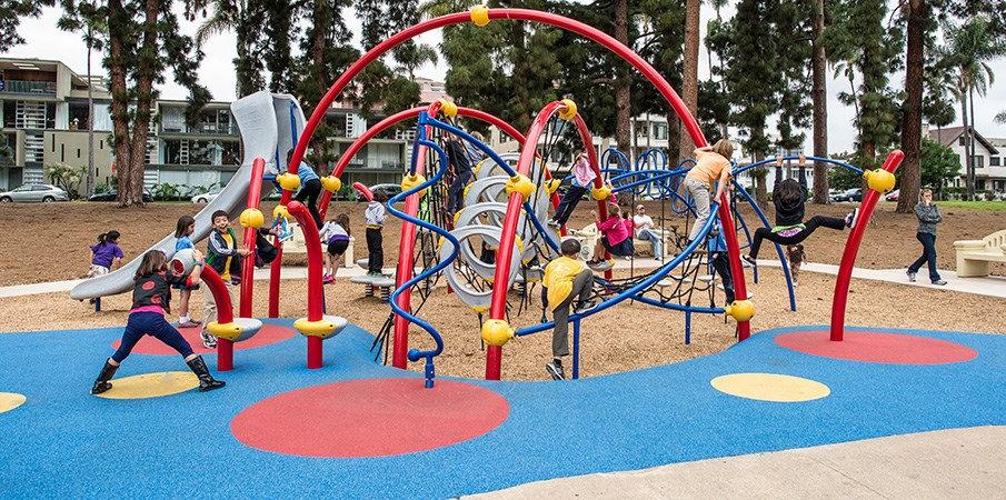 Surfacing ACS Playground Adventures