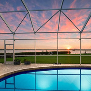 Sunset from the heated pool.jpg