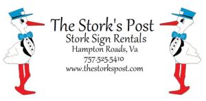design, logo, header, stork