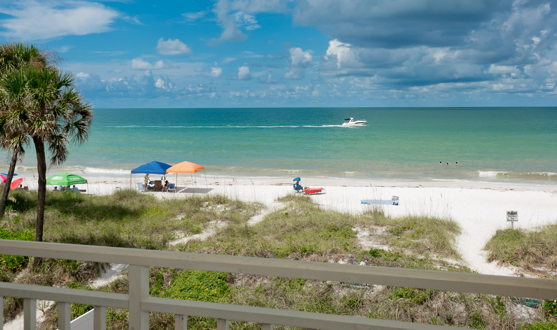 Breathtaking Gulf View
