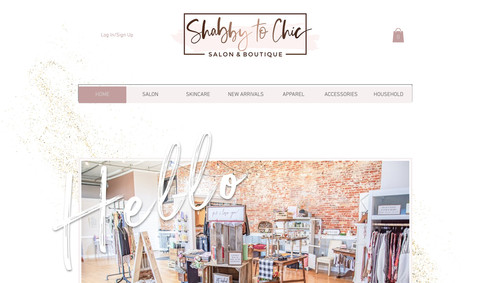 Shabby to Chic Salon Boutique