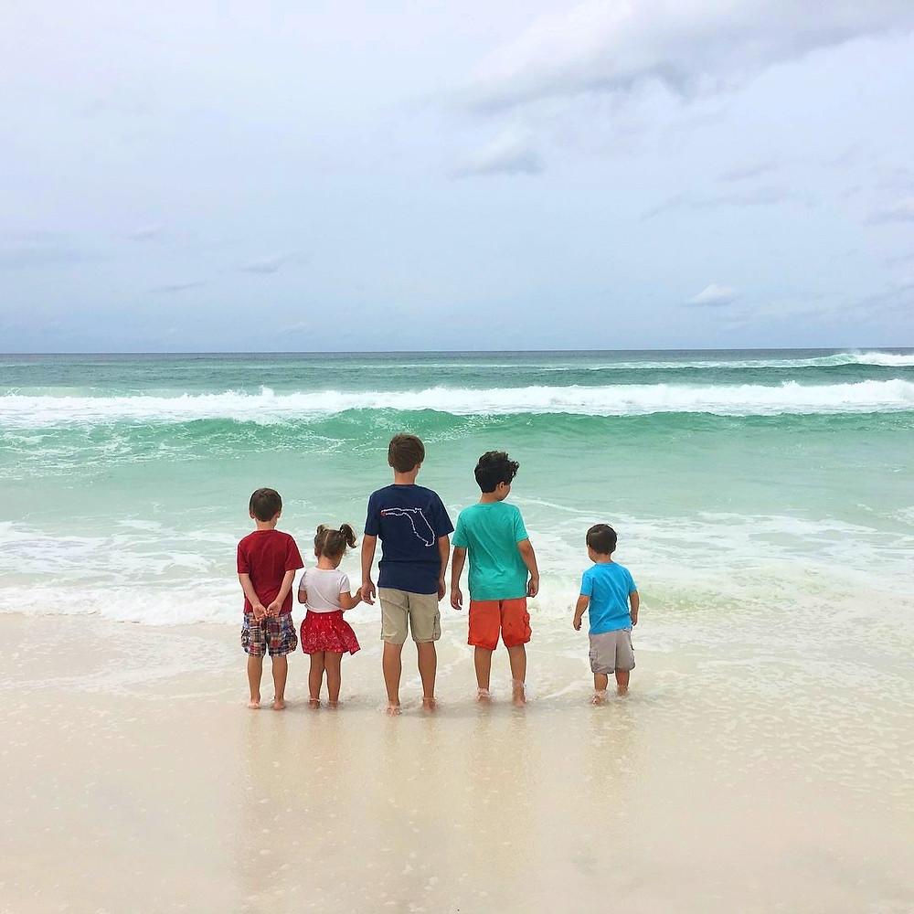Cape San Blas Family Friendly Beaches