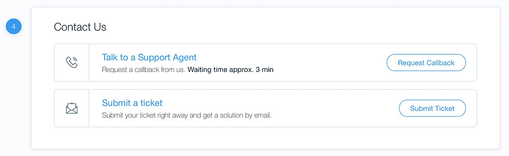 How to Contact Wix Support