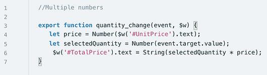Example Wix Code Multiple Numbers.jpg