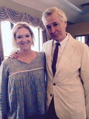 Erin and John Patrick Shanley
