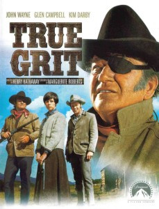 true grit, movie poster