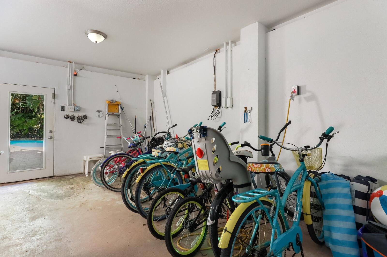 Adult and Kids Bikes
