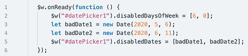 Wix Code Disable Dates in Datepicker.jpg