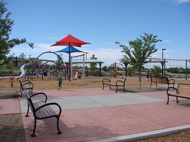 Playground Amenities
