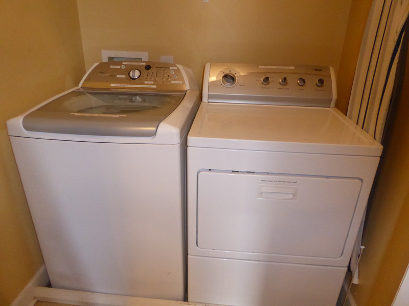 TM2 HE Washer & Dryer