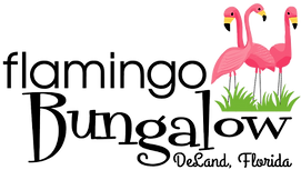 Flamingo bungalow, Deland Florida