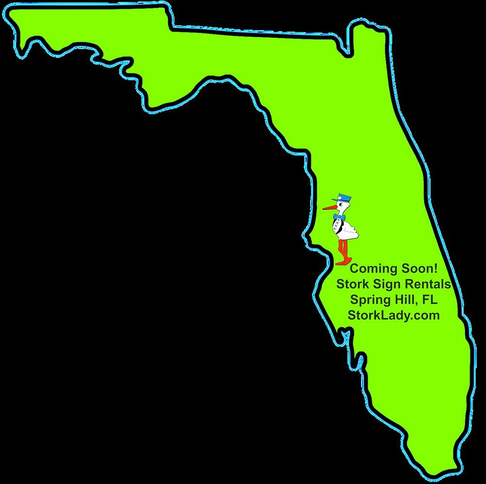 florida, map