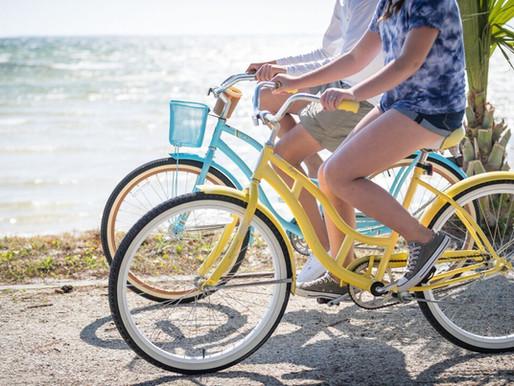 Cycling the Loggerhead Bike Path