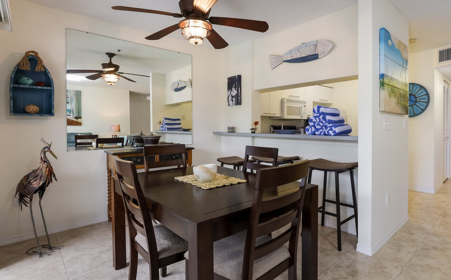 Pelican kitchen dining