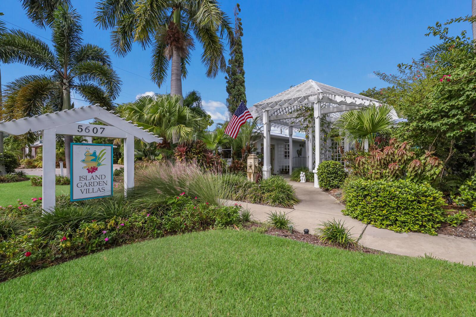Welcome to Island Garden Villas