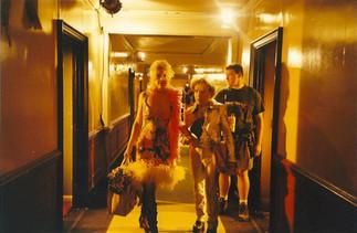 On Set with Leslie Jordan