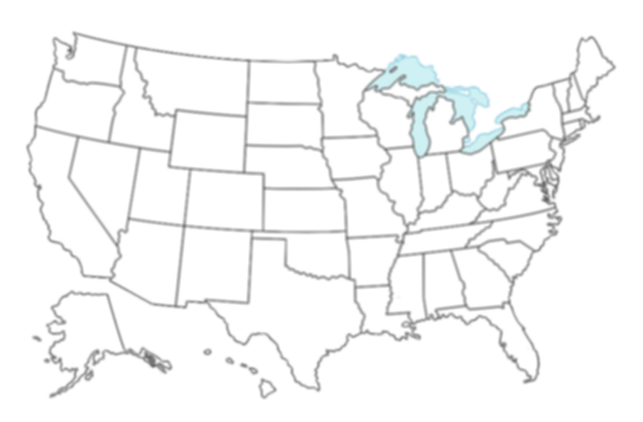 Stork rental business locations map
