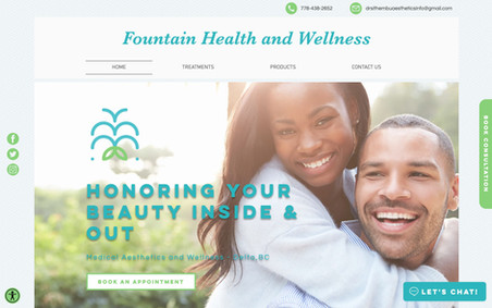 Fountain Health and Wellness