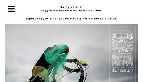 Kathy Valenti Copywriter