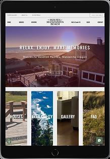 WIX Website Design - Responsive