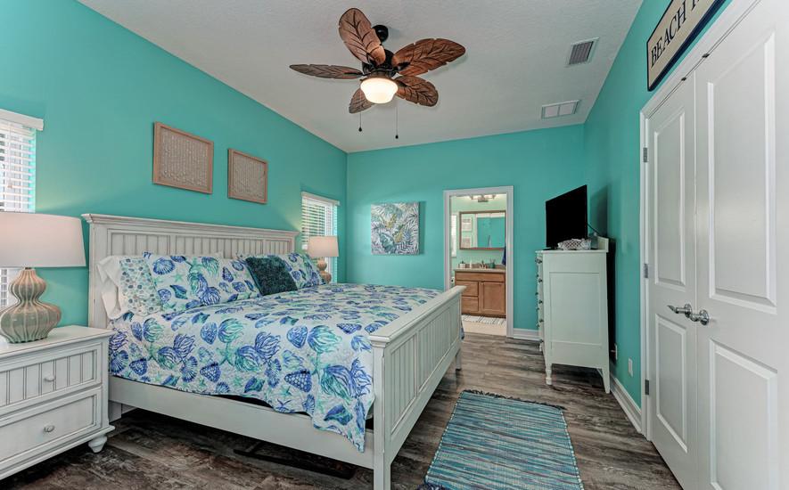 Master Bedroom with Ensuite Bath