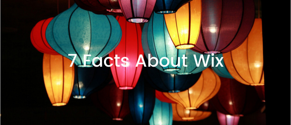 7 Facts about Wix