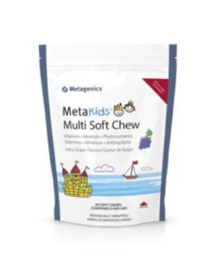 MetaKids™ Multi Soft Chew Grape