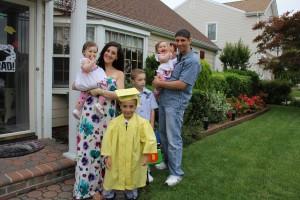 Introducing Christine Greci of Long Island ~ Ronkonkoma, NY ~ Stork Yard Sign Birth Announcements
