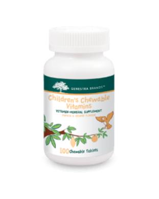 Children's Chewable Vitamins (papaya/orange)