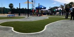 Synthetic Turf Dog Park