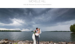 Michelle Hill Photography Total redesign of an existing website.