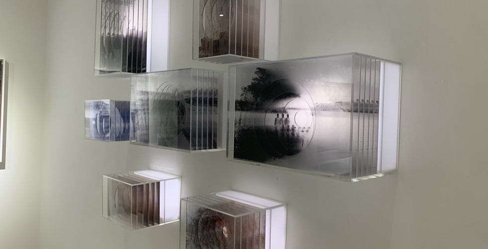 Reminiscence Memory Boxes, 2019
