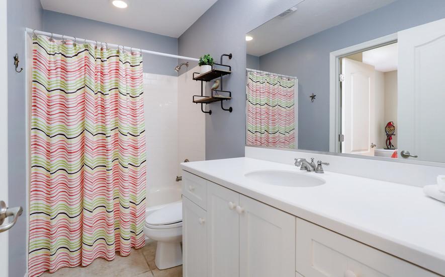 Second private bathroom