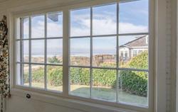 Oceanfront Edgewater Window View