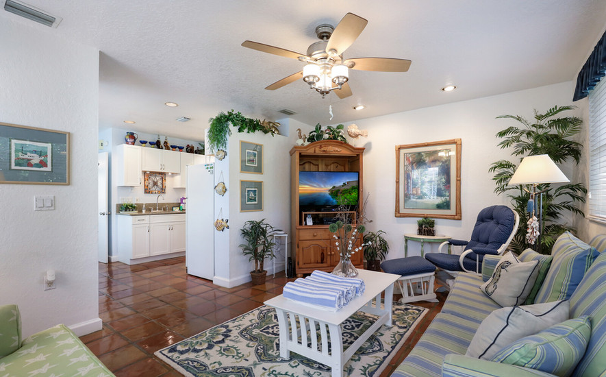 Oleander villa comfortable living area