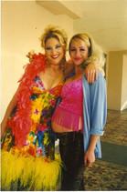 On Set with Lisa Smock