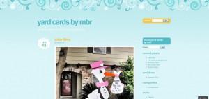 website, blog, screenshot