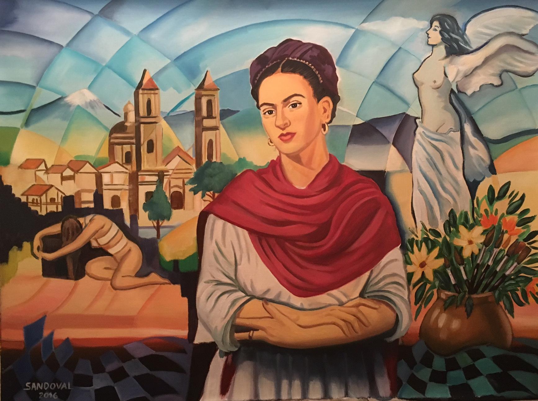 La Superacion de Frida