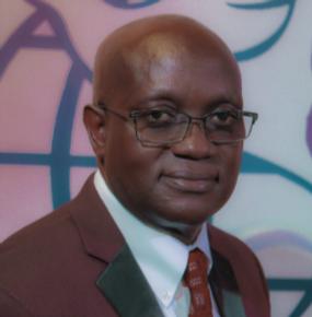 Rev. Jacob C. A. Mensah