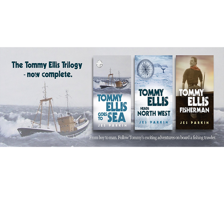 From boy to man. Follow Tommy's exciting adventures on board a fishing trawler.