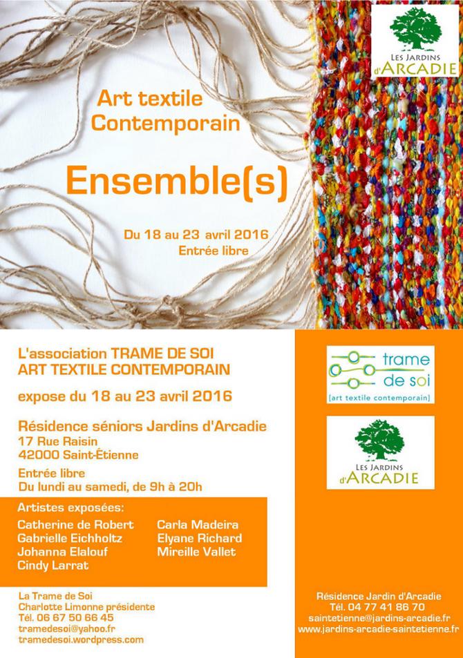Ensemble(s) - Art textile contemporain